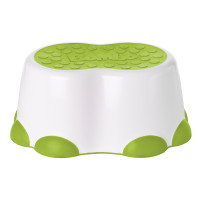 Step Stool White lime copy copy