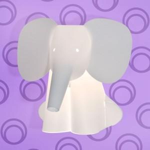 wandlampje_olifant